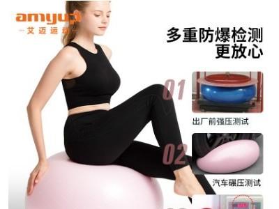 瑜伽球健身球瑜伽球加厚防爆正品儿童孕妇分娩防爆运动平衡瑜珈球