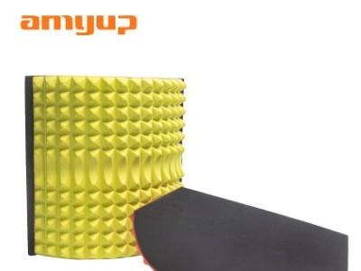 仰卧起坐垫后背腰腹训练器便携式狼牙按摩垫收腹家用健身训练AB垫