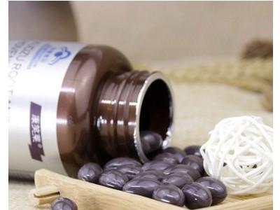康笑莱葛根枳椇软胶囊60粒 肝脏健康酒前服用 枳椇子保健品批发