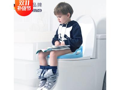 德国品牌M-Castle儿童坐便器 加大号宝宝马桶圈 加大号婴儿坐便垫