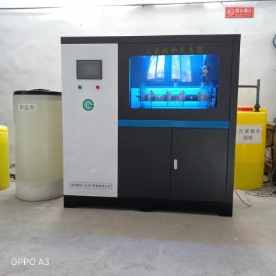 冠亚GY-500g次氯酸钠发生器 水消毒设备 污水消毒设备