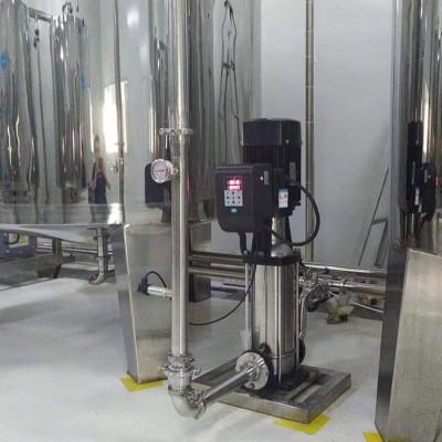 博达 生物制药纯化水设备直销 安徽纯化水设备 厂家供应医疗器械纯化水设备