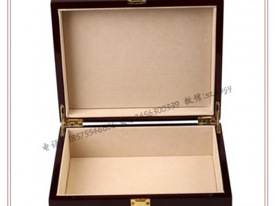 【定制】滋补品高光木盒 保健滋补品高光漆木盒 定制高光木盒
