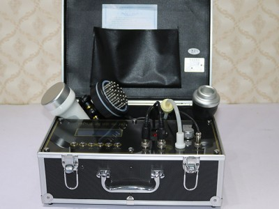 箱式理疗养生仪 DDS负压磁疗震动按摩仪 生物电经络养生仪器**