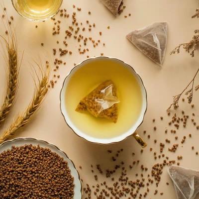 钦典 QD-20A三角包桂花茶包装机艾叶茶袋泡茶包装机多功能无纺布包装机胎菊花茶包装机
