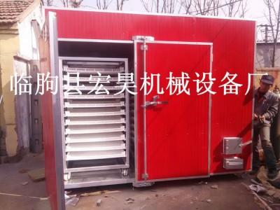 宏昊HH-150 菊花茶烘干机 金银花茶烘干房 煤电一体机 中药材烘干设备厂家 **