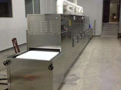 微波工业加热干燥设备  立威供应保健品微波杀菌设备