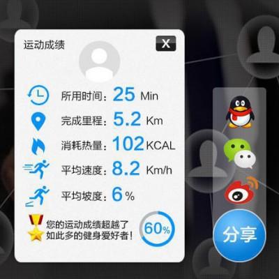 9219 智能跑步机 可看电视跑步机