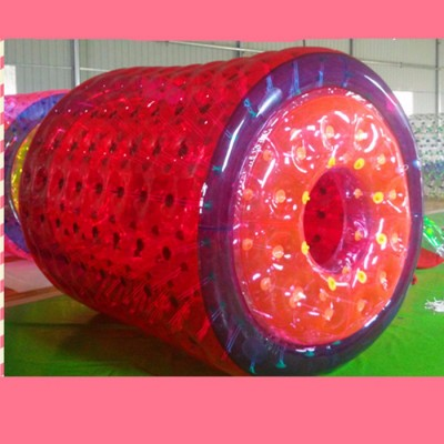 豹伟水上漂浮玩具 水上跑步机充气水上乐园组合水上休闲运动设备