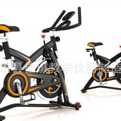 直销 质保新款立式健身单车动感单车室内健身器材 脚踏车