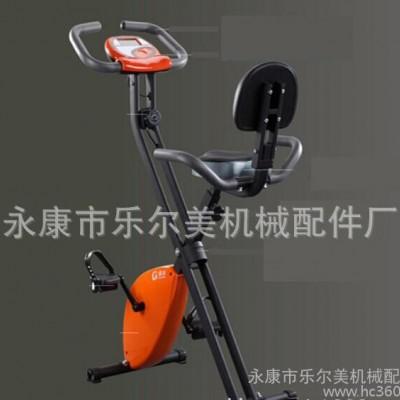 带靠背健身车 x-bike懒人车 可折叠家用健身车 动感单车