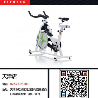 金史密斯KS115家用健身车 室内动感单车单骑