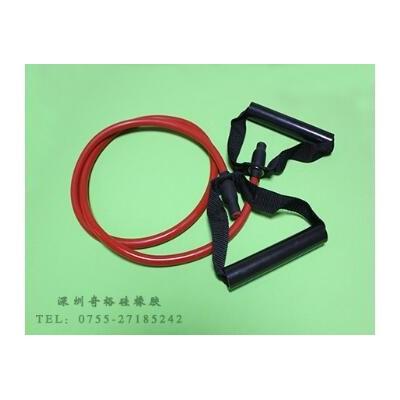 8字拉力器厂家 8字拉力器订做-深圳奇裕硅橡胶