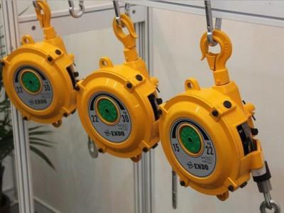 进口品质弹簧平衡器9-15kg自锁式弹簧拉力器塔式汽车厂专用