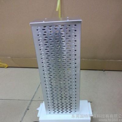 中央空调消毒装置杭州银泰百货项目,风机盘管紫外线消毒器杀菌器