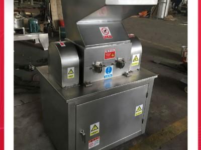 不锈钢粗碎机价格 粗纤维灵芝粗碎机 csj-500粗粉碎机 棉粕豆粕粗碎机
